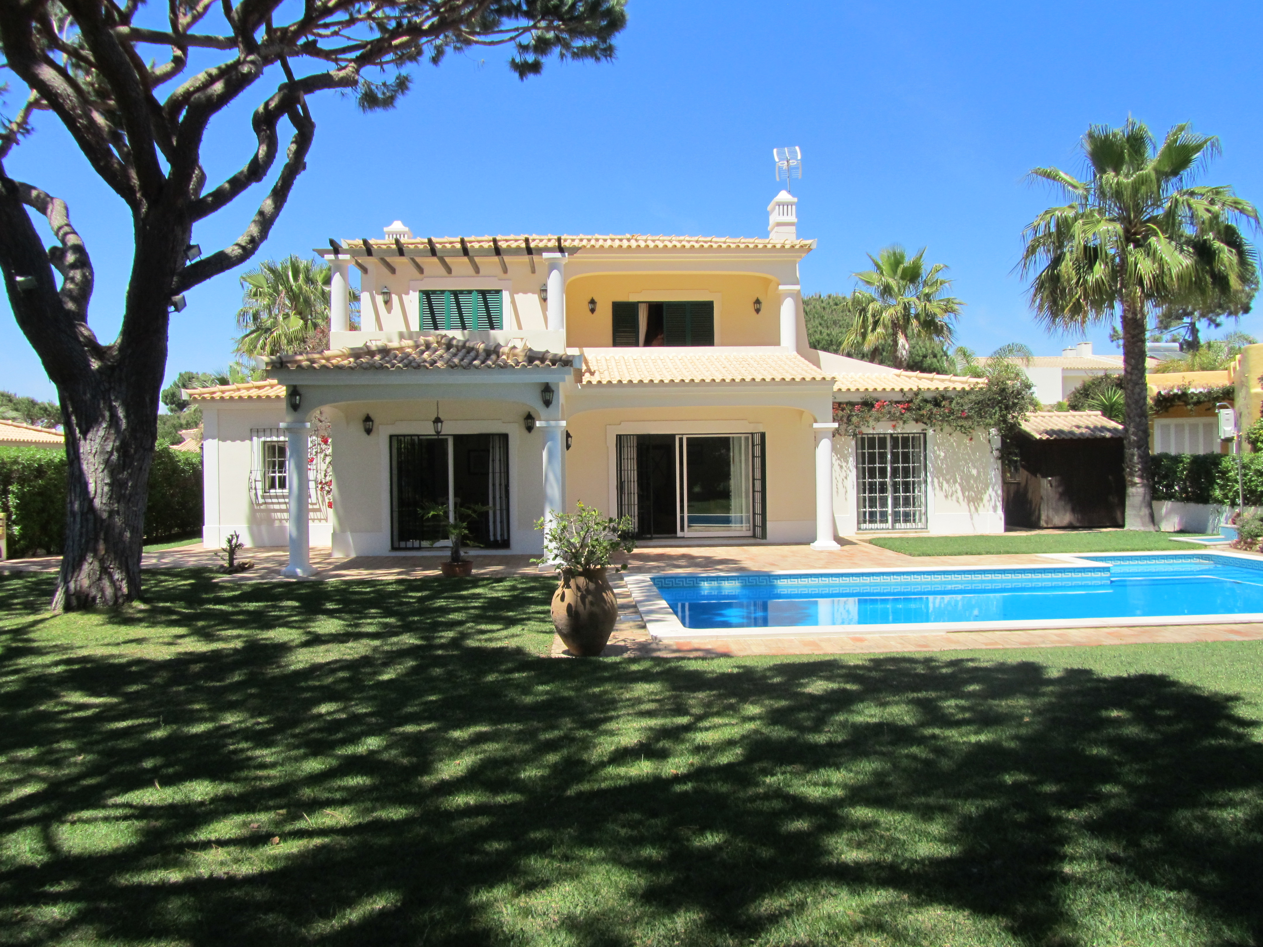 Countryside Beach Villa Portugal Luxury